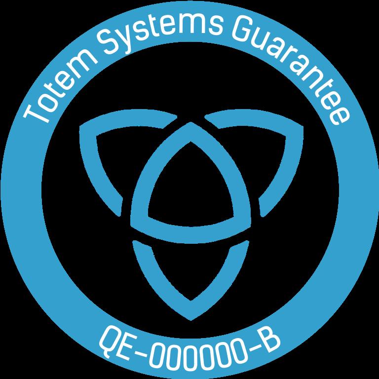 Blue QE Logo